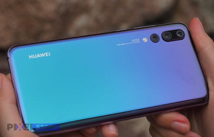 Huawei обещает огромный аккумулятор в Mate 20 Pro