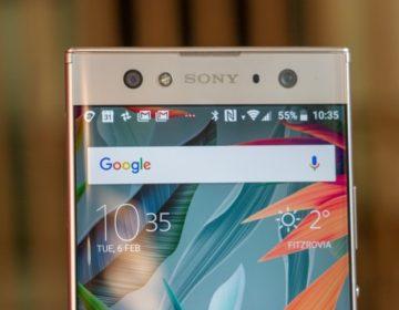 Sony работает над AI камерой для будущих Xperia