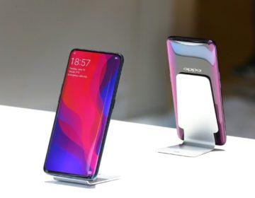 Oppo Find X — телефон из будущего