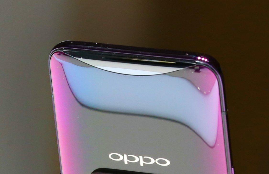 Дизайн и характеристики Oppo Find X