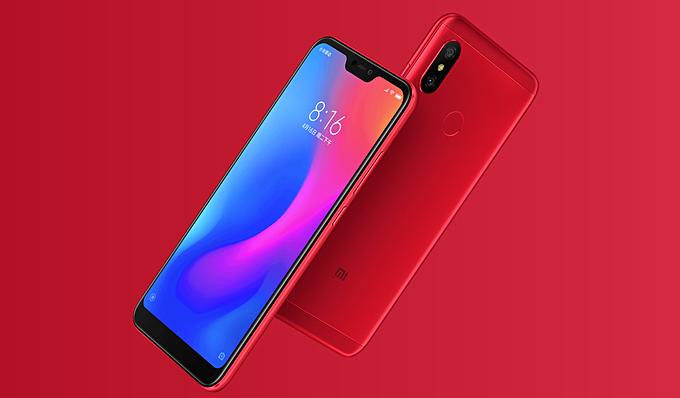 Анонс Xiaomi Redmi 6 Pro