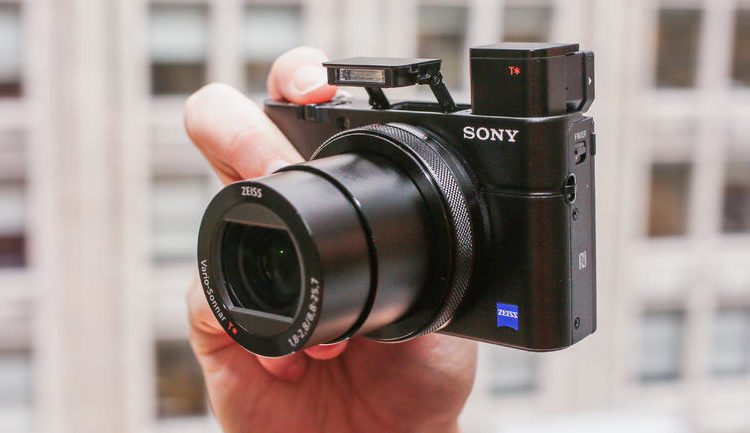 Sony представили RX100 VI