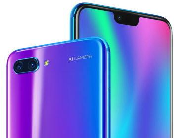 Huawei продали более 3 миллиона штук Honor 10 по всему миру