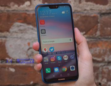 Обзор Huawei P20 Lite. Простой способ быть в тренде
