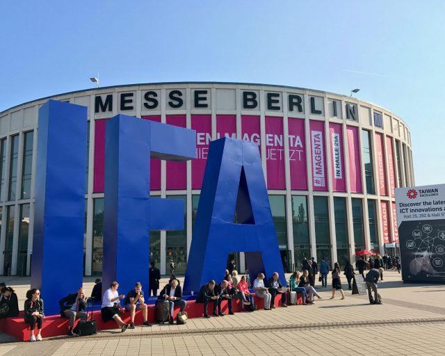Sony проведет пресс-конференцию на IFA 2018