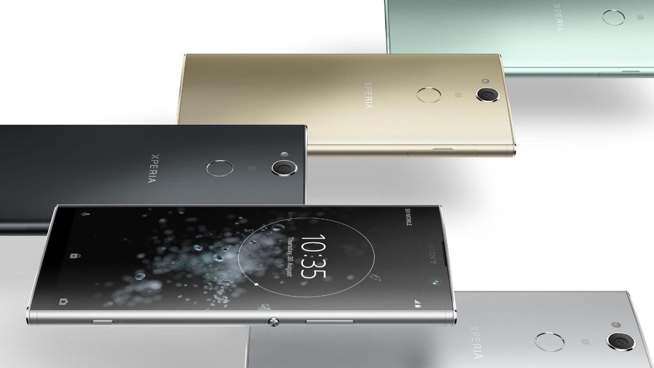 Анонс Sony Xperia XA2 Plus — наконец-то тонкие рамки!