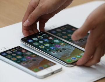 ТОП-10 самых продаваемых телефонов
