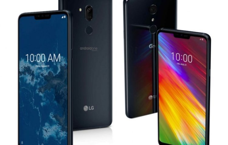 LG G7 One и LG G7 Fit — новинки IFA 2018