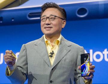 Samsung Galaxy Note 9 — минорное обновлениеза большие деньги
