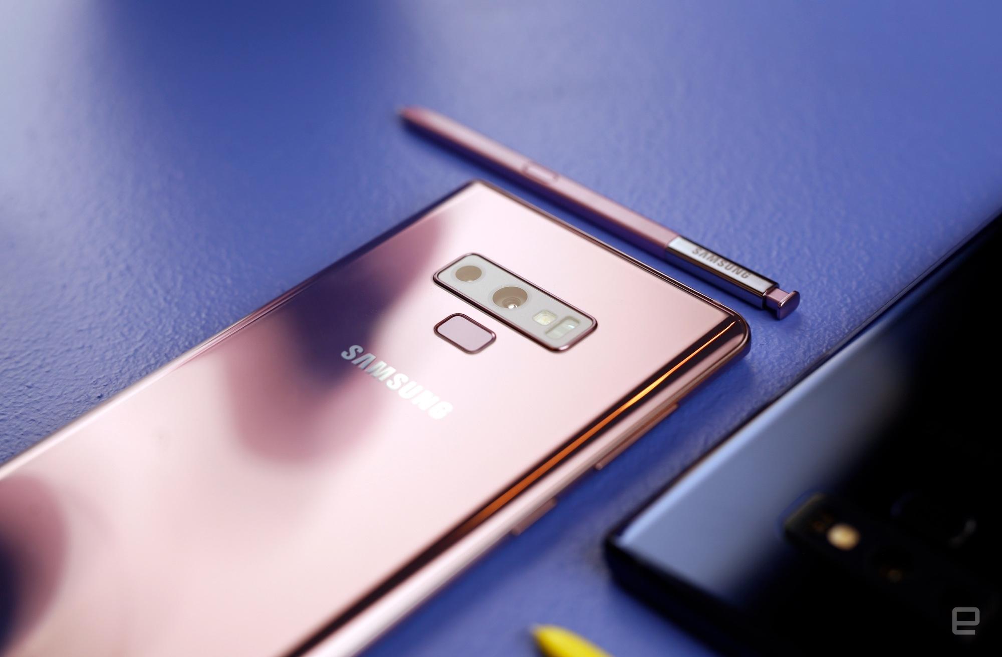 Брать или не брать Galaxy Note 9