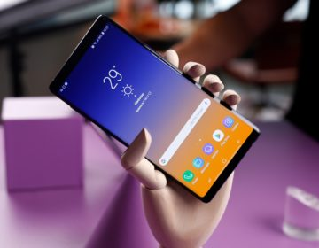 DisplayMate: Samsung Galaxy Note 9 имеет самый крутой экран на рынке