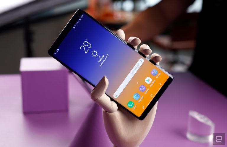 DisplayMate: Samsung Galaxy Note 9 имеет самый крутой экран на рынке