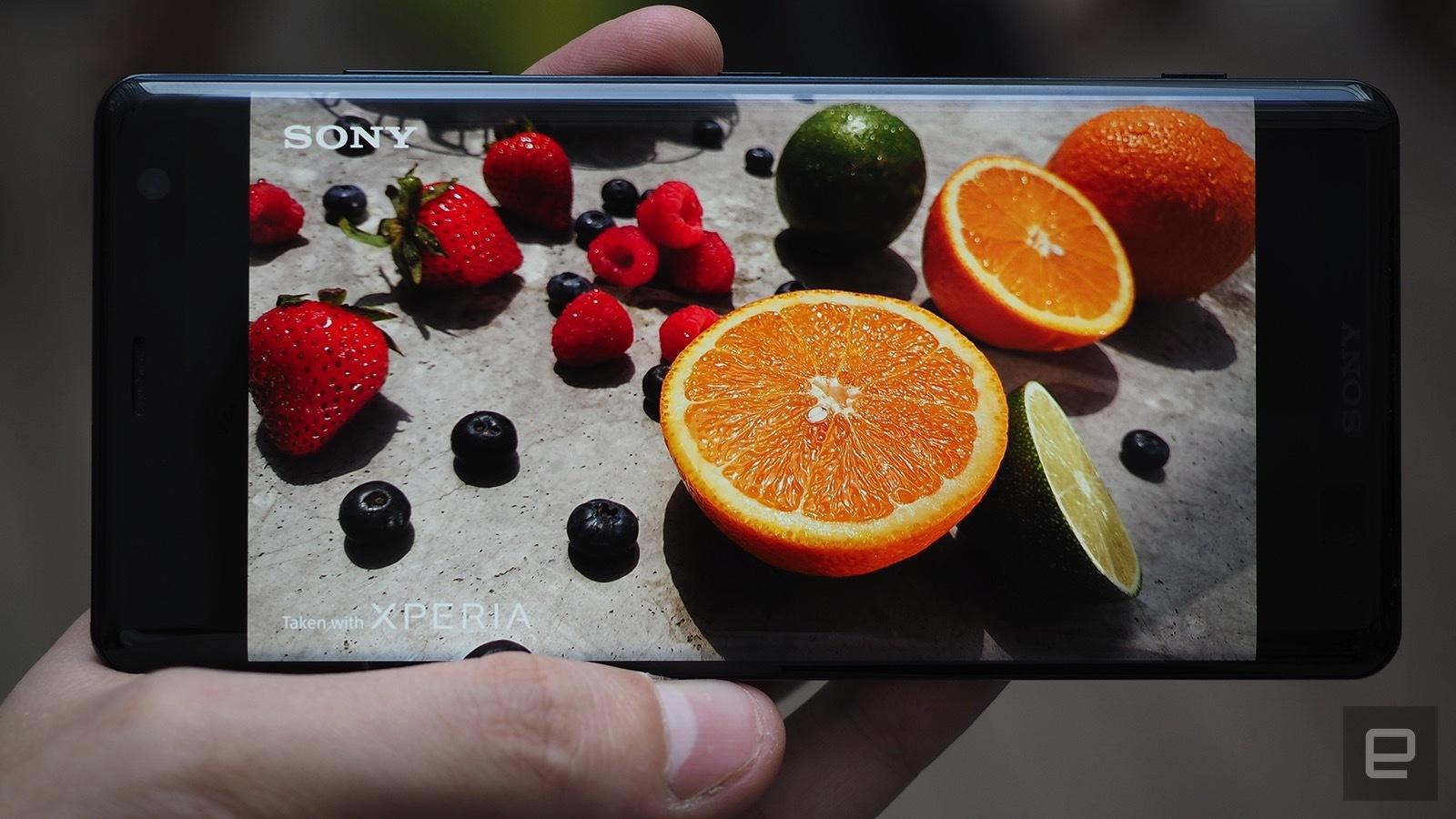 Почему я хочу купить Sony Xperia XZ3 на старте