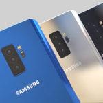 Samsung Galaxy S10+ получит тройную камеру