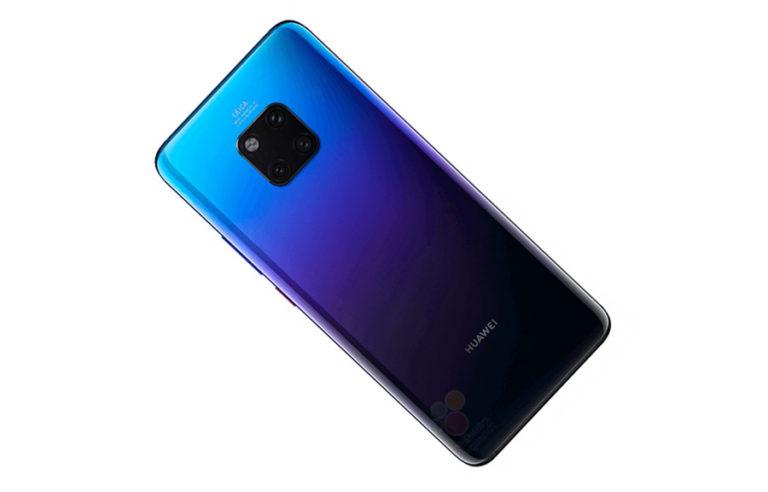 Первое обновление Huawei Mate 20 Pro добавило улучшения камеры и патчи безопасности за октябрь