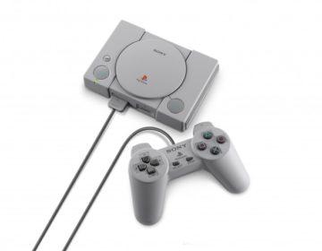 PlayStation Classic или Sony решили подергать за струны нашей ностальгии