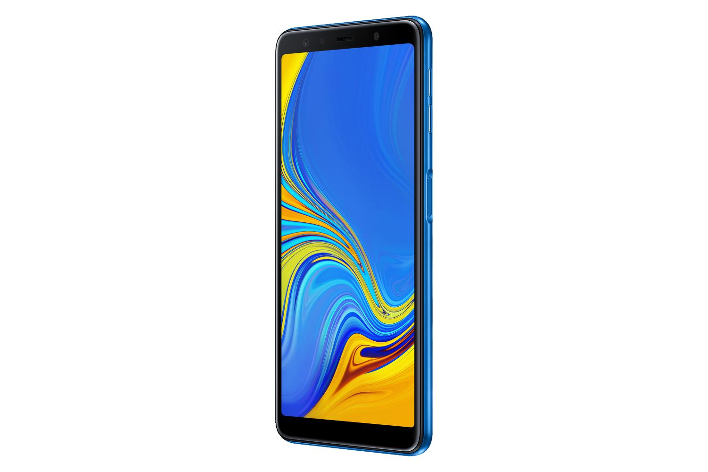 Анонс Galaxy A7 (2018) — первый смартфон Samsung с тройной камерой