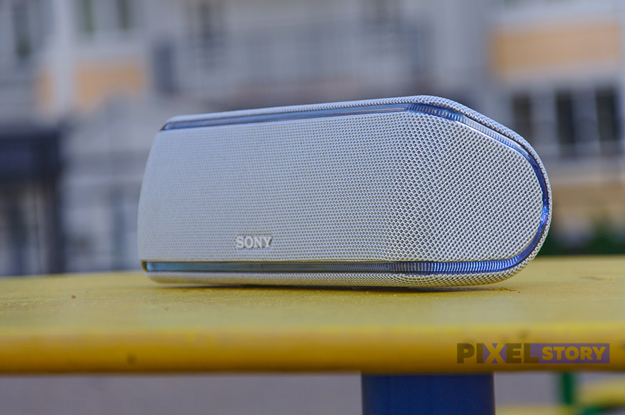 Обзор беспроводной колонки Sony SRS XB41