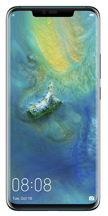 Представлены Huawei Mate 20 Pro и Mate 20