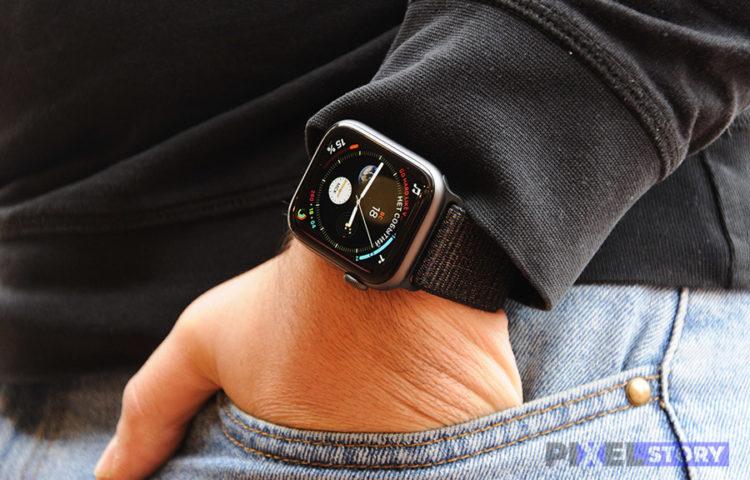 Обзор Apple Watch Series 4