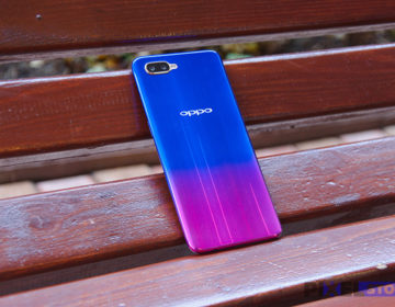 Обзор OPPO RX17 Neo