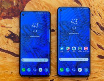Samsung Galaxy S10+ обошел Mate 20 Pro в AnTuTu
