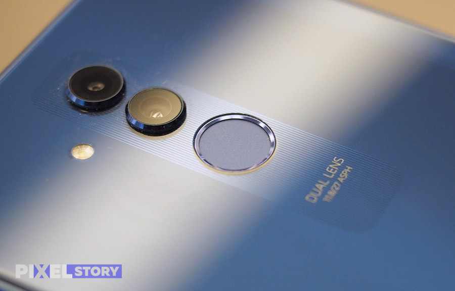 Обзор Huawei Mate 20 Lite