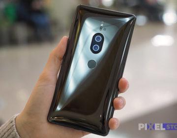 Xperia XZ2 Premium получил обновление Android 9 Pie (52.0.A.3.84)