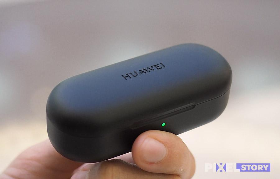 Обзор Huawei FreeBuds
