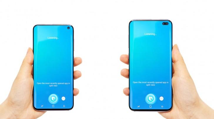 Защитное стекло для Galaxy S10+ подтверждает отверстие в экране
