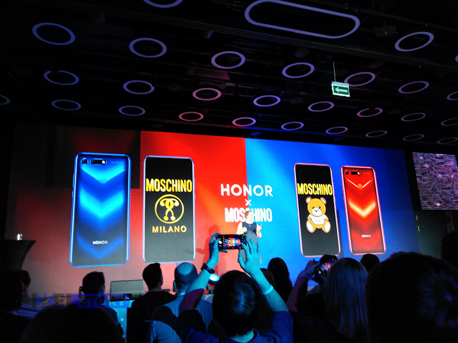 Honor представили в России Honor 20 View