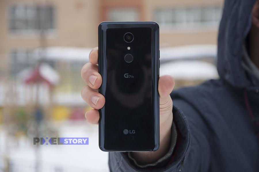 Обзор LG G7 Fit. Антикризисное предложение.