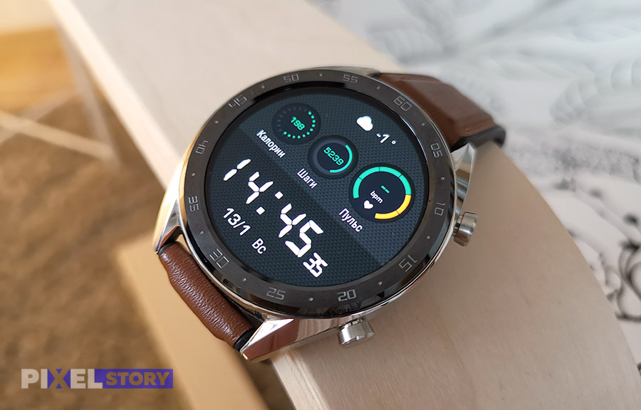 Обзор Huawei Watch GT