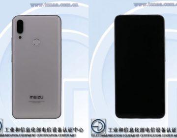 Характеристики Meizu Note 9 засветились в GeekBench