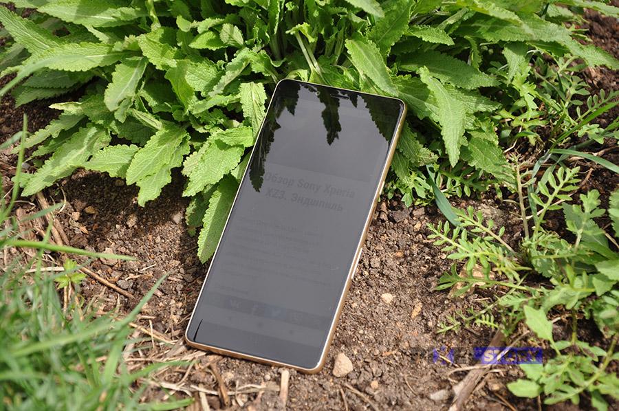 Обзор Sony Xperia L3