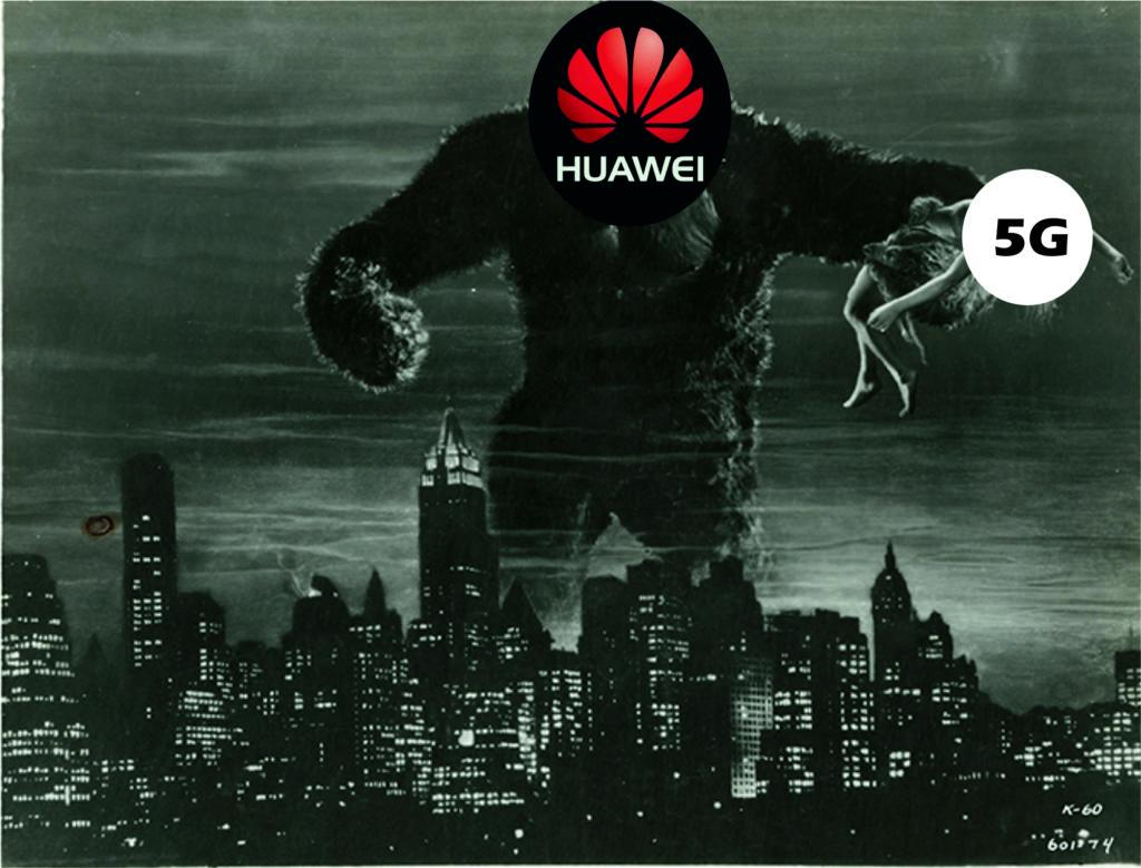 Huawei угрожает национальной безопасности США