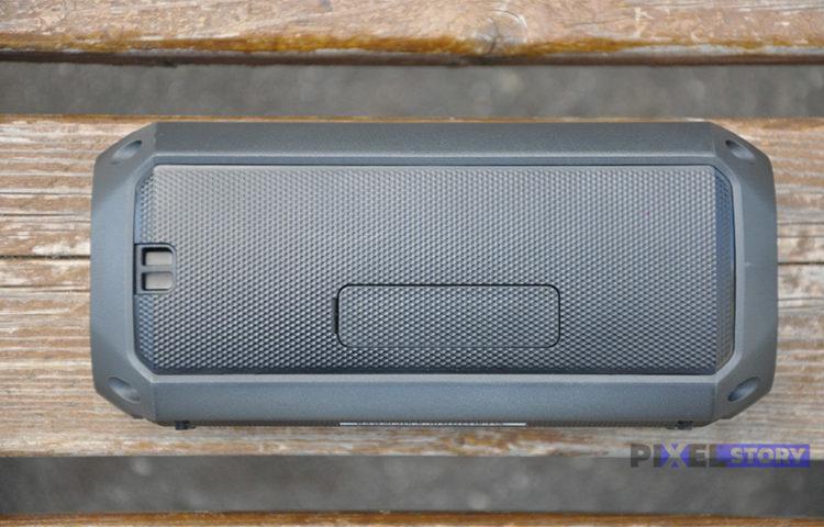 Обзор портативной колонки LG PK3