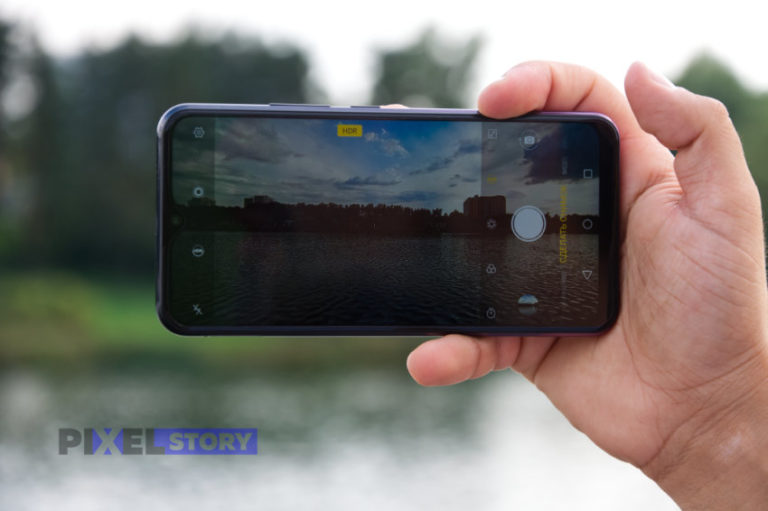 Обзор Vivo Y17. Три камеры и батарея на 5000 мАч