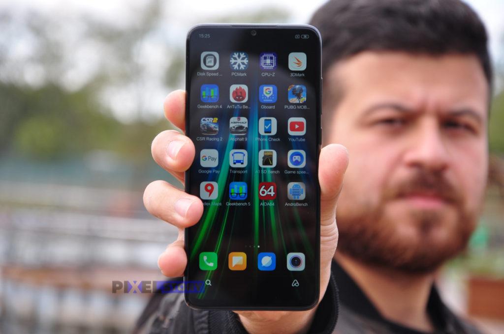 Обзор Xiaomi Redmi Note 8 Pro