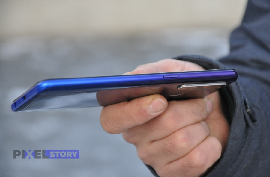 Обзор Realme 5 Pro. Перламутровый закат