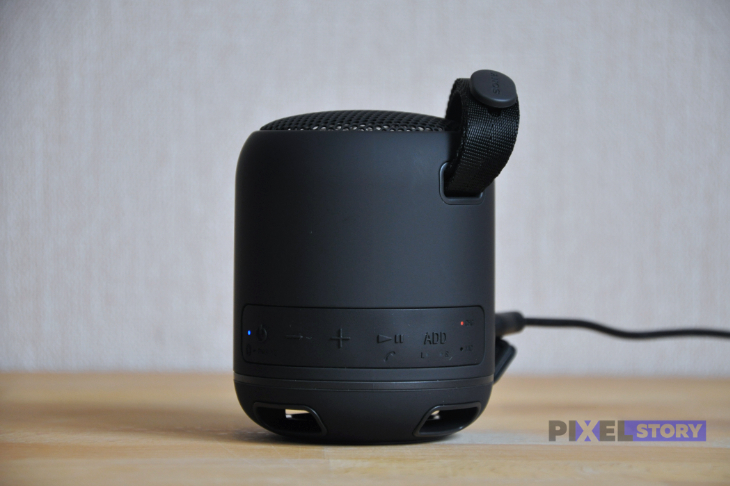 Обзор портативной колонки Sony SRS-XB12