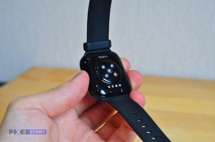 Обзор OPPO Watch 41mm. Пробный шаг