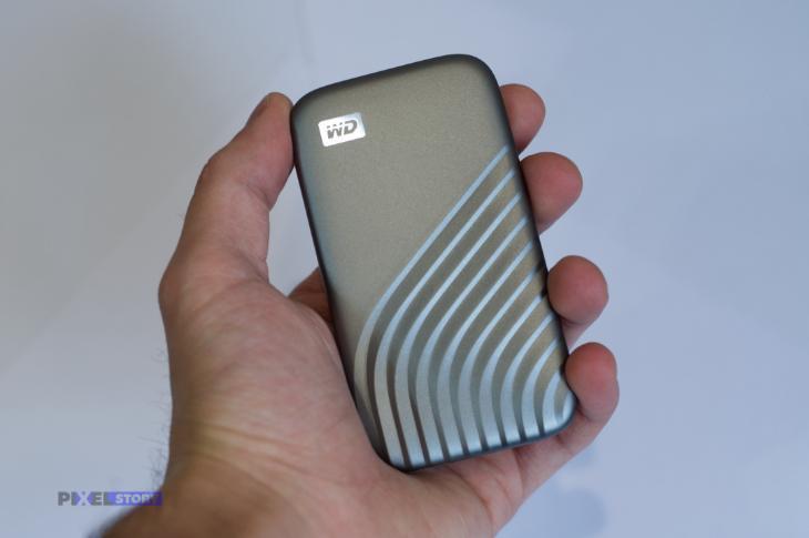 Портативный SSD премиум класса. Обзор Western Digital My Passport 1TB