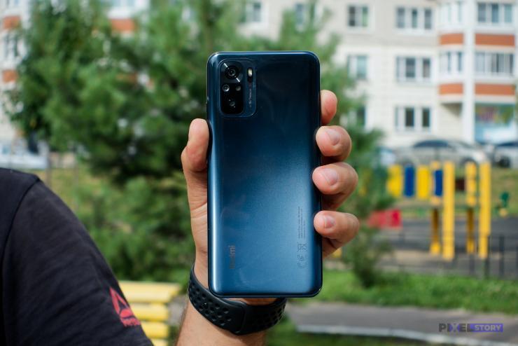 Обзор Xiaomi Redmi Note 10. С заделом на производительность